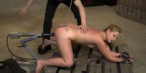 Punishment sex porn - Double penetration bdsm punishment