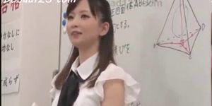 Beautiful Teacher For the Summer Course Tsumugi Porn Videos