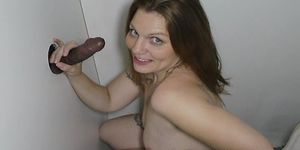 Molly Gives Us A Gloryhole Girlz Soldiers Tribute