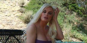 Big Tit Blonde Jennet Porn Videos