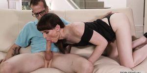 A nice and sweaty anal sex with ts wonder Natalie Mars