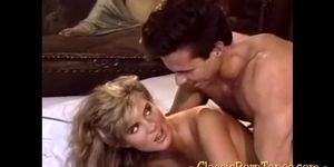 Vintage Porno Starring a Blonde Bombshell