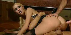 Julie Silver In High Class Euro Sex