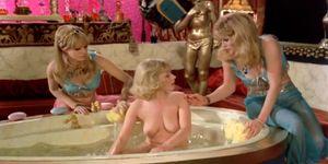 Astrid Frank nude - Au Pair Girls 1972