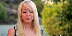 Blonde Teen Lesbos 25