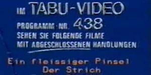 Trailer film porno sesso - Vintage 70s german - tabu film trailer show - cc79