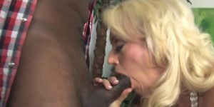 Sexy HotWife Monica Mayhem Gets Fucked By BBC While Cuckold Watching