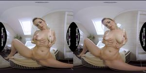 MatureReality - Bored Houswife Jenny in VR Porn