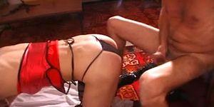Crossdresser porn sex - Nabila and a crossdresser