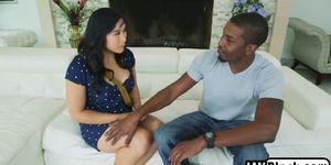 DOMINIQUE: Asia Mia Li Fucking Black Guy