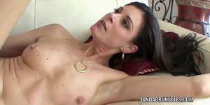 Порно онлайн видео сперма в пизде