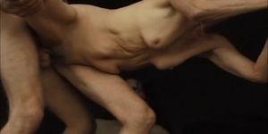 Oma Piss Porn