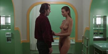 Lia Beldam nude - The Shining - 1980