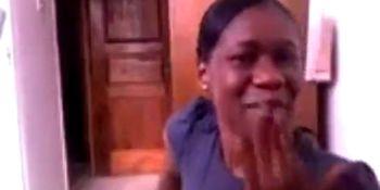 VIDEO TO HER BOYFRIEND