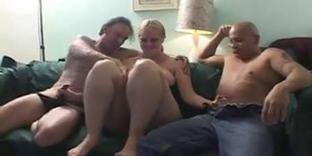 Guy and gay and one girl