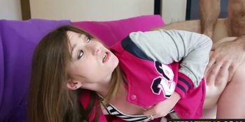 Sexy teen Terra Cox gets nailed