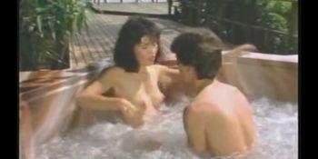 Kristara Barrington Hot Tub Sex