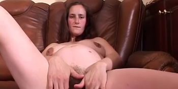 Her first hairy pregnant sex