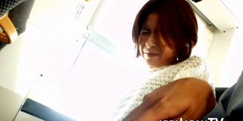 Japanese females groped during public bus ride