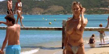 Estelle Laurence Allendy nude - Les randonneurs a Saint-Tropez - 2008