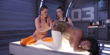 Alien Dom Anal Toys Earth Lesbian Sluts