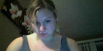 Pregnant webcam chick 6