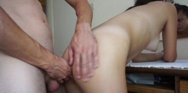 She Wasn't Expecting Anal