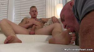 Watch Free My Friends Feet Porn Videos