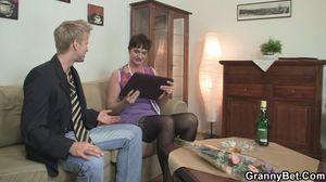 Watch Free GrannyBet Porn Videos